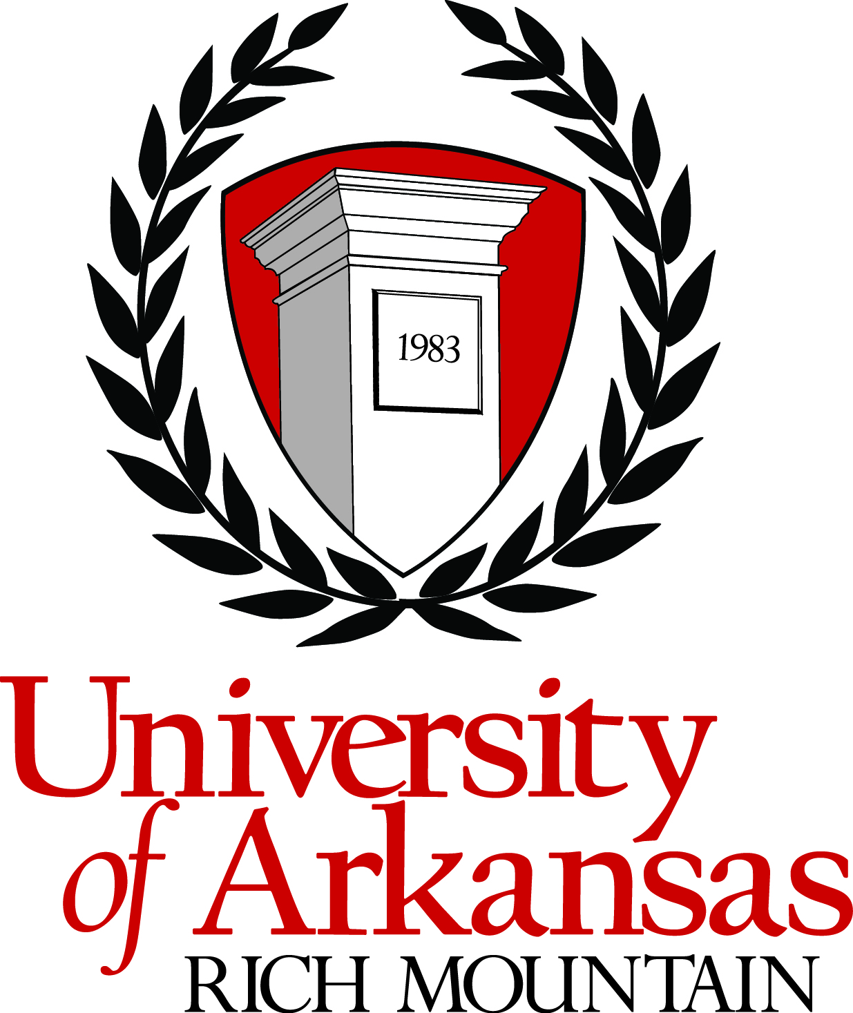 University of Arkansas Rich Mountain Logo